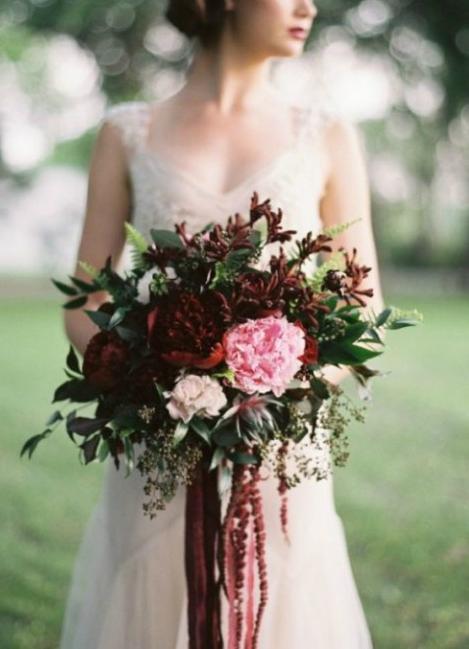 Букет невесты 2015 1