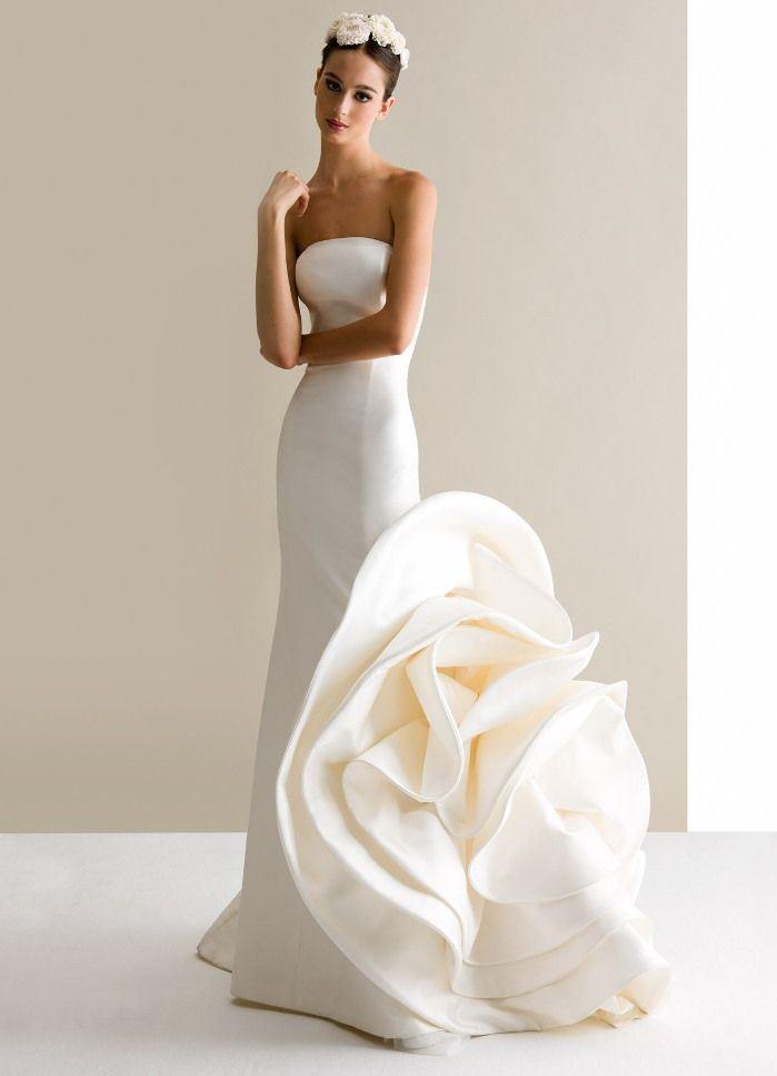 Свадебные платья оригинальные и красивые