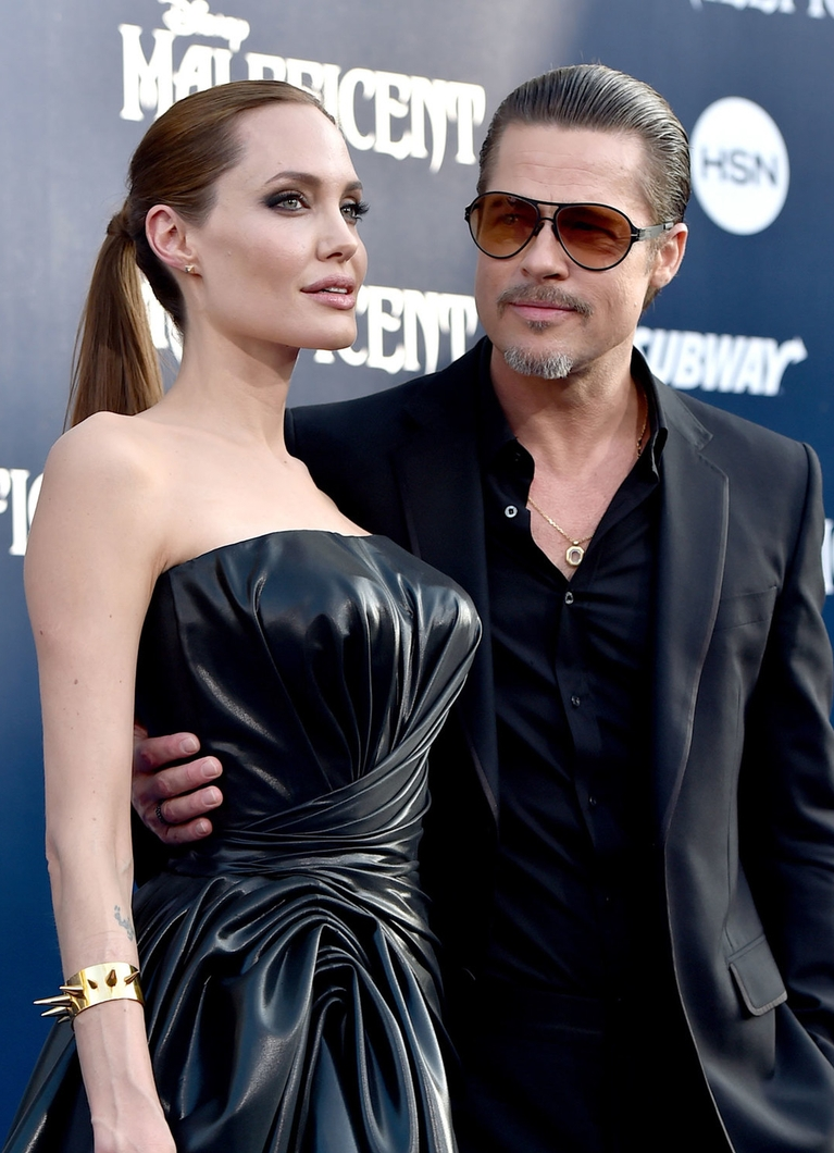 Анджелина Джоли и Бред Питт – неужели разводятся? брэд питт и анджелина джоли