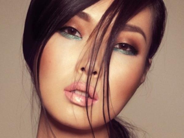 Азиатская внешность девушек
