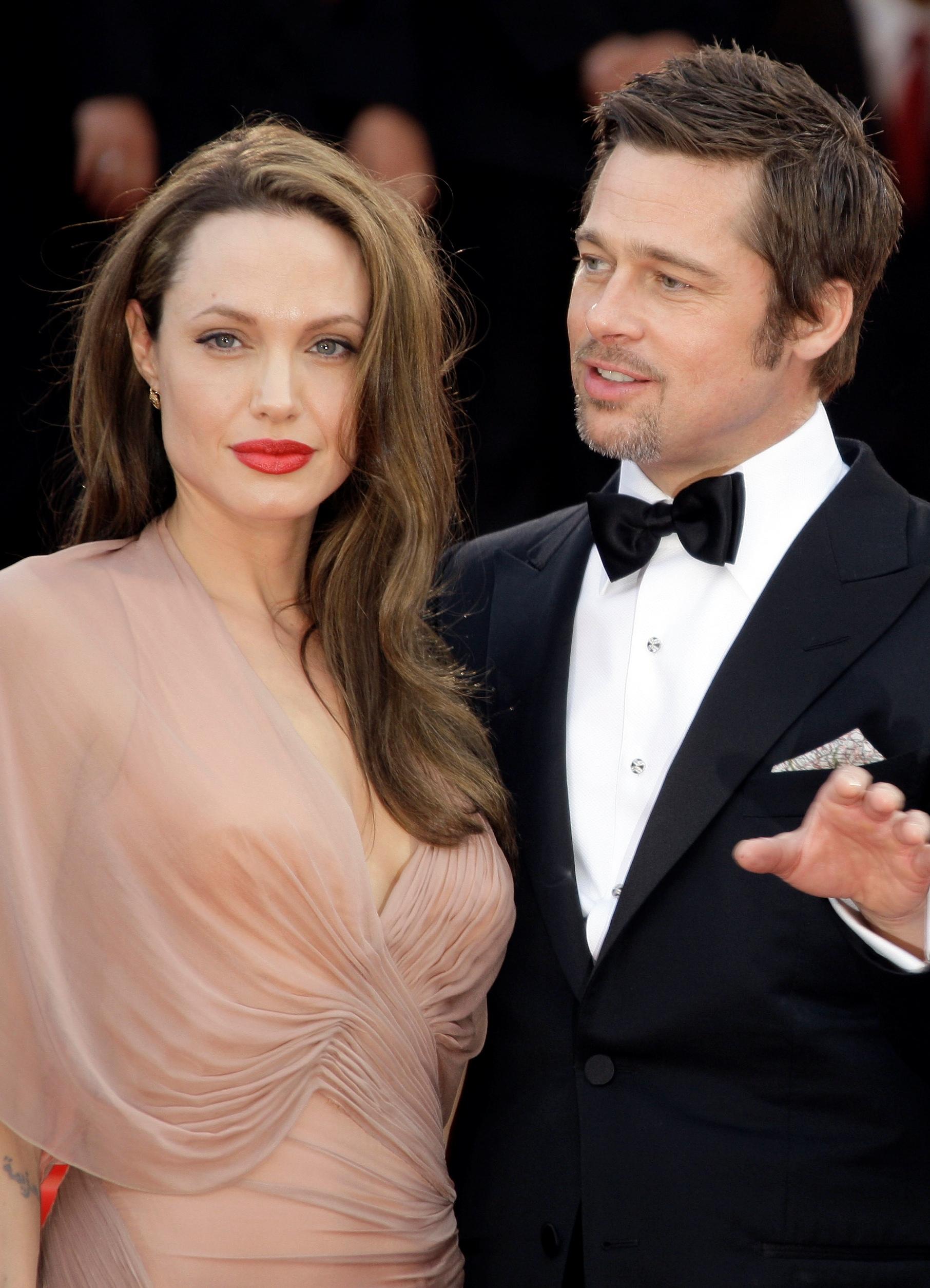 Анджелина Джоли и Бред Питт – последние новости анджелина джоли и брэд питт