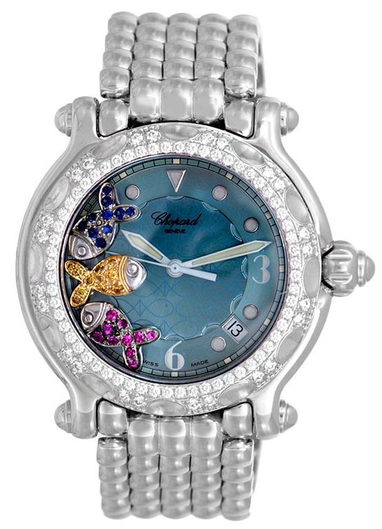 Часы chopard happy fish цена