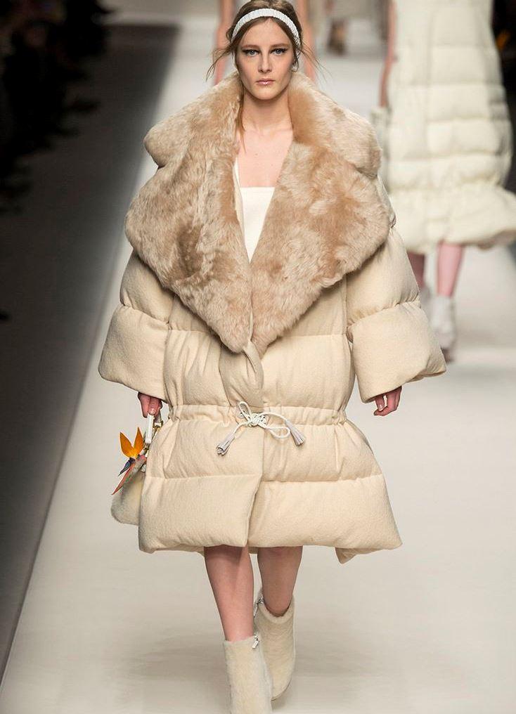 Женская мода осень-зима 2015 г.
