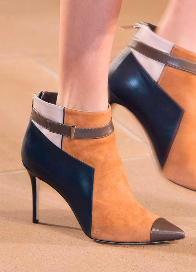 Осенняя обувь 2015