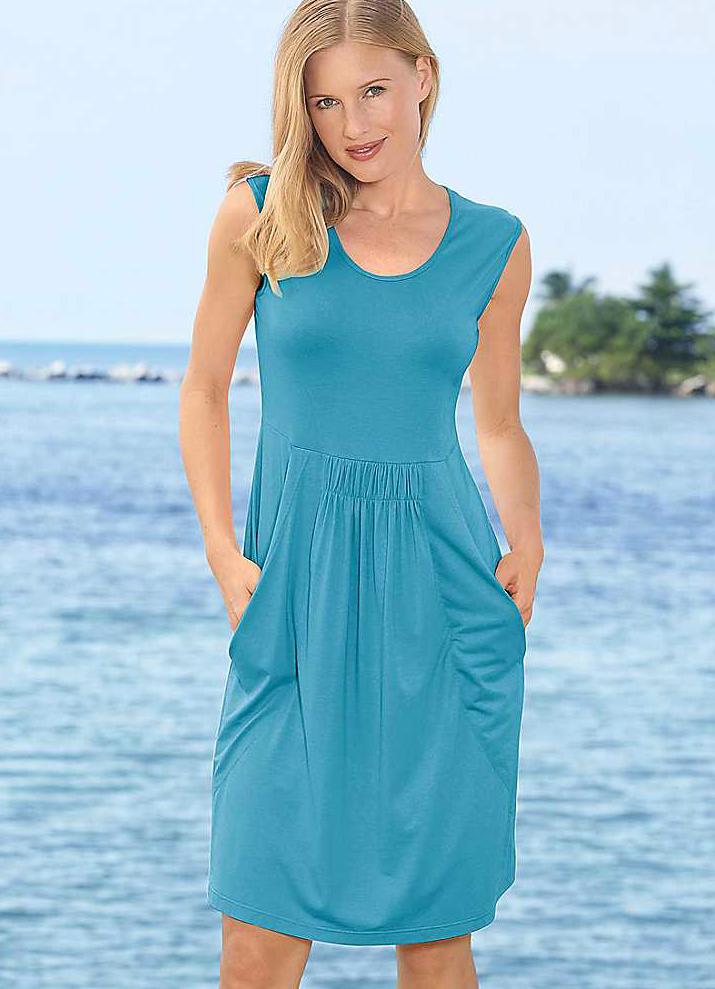 Купить Пляжную Одежду Для Полных