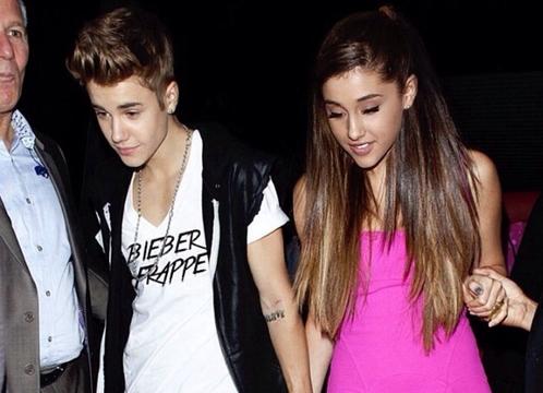 Justin bieber с красивыми девушками фото