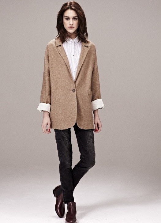 пиджак длинный фото