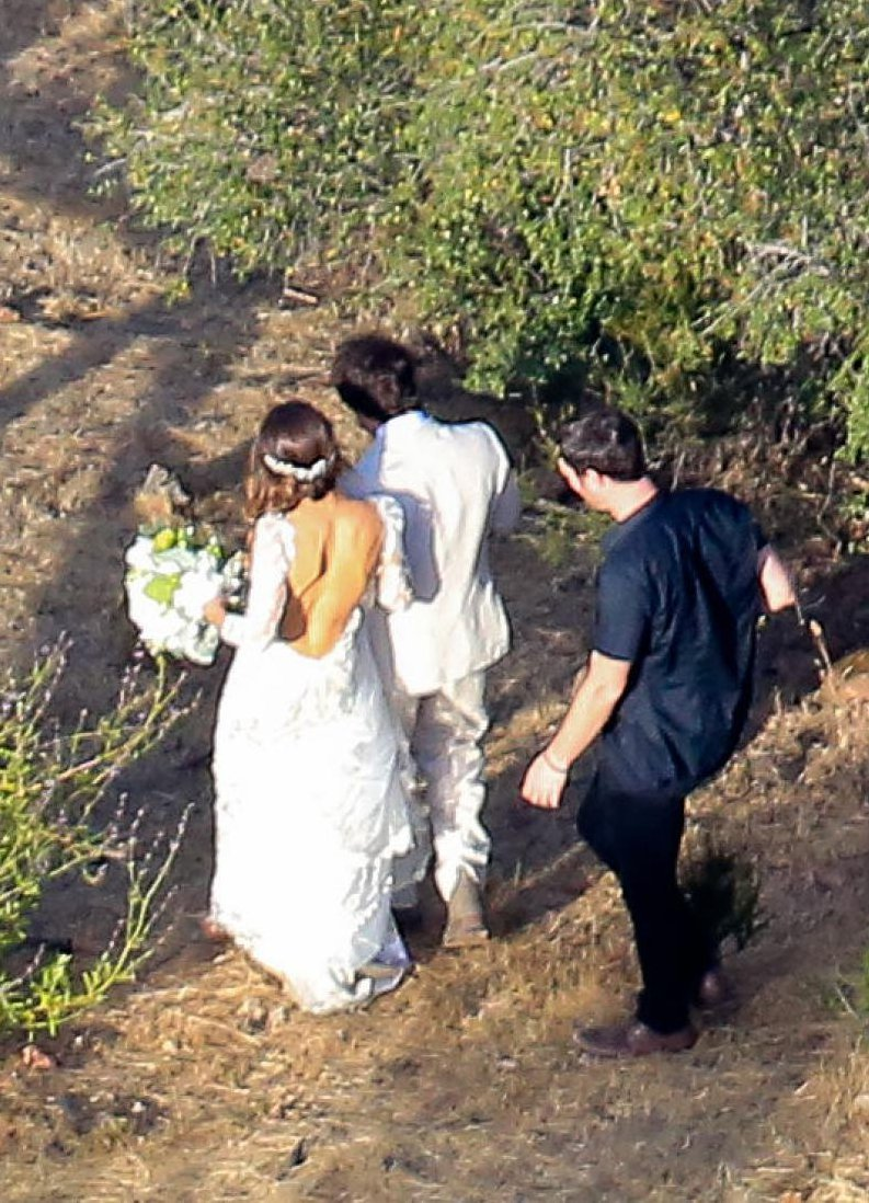 Ian and nikki wedding