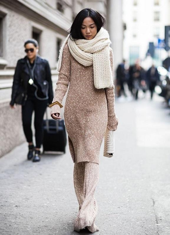 Модные вязанные кофты