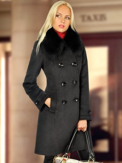 Зимнее пальто женское цены