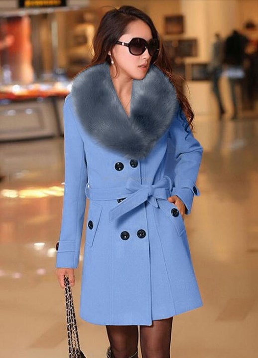 Пальто Зима Купить