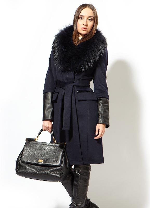 Зимнее пальто женское 2013