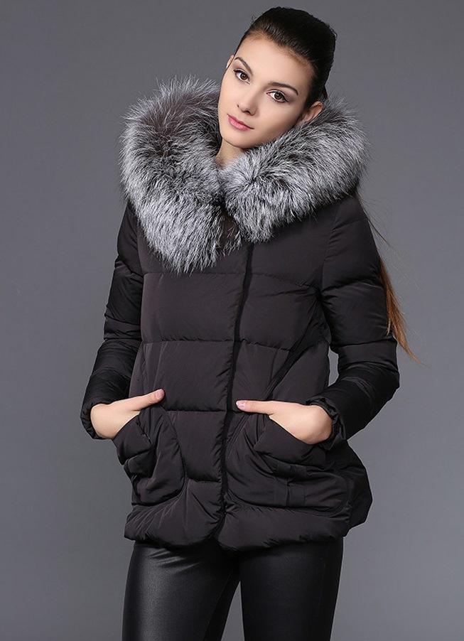 Зимняя Кожаная Куртка Женская Купить