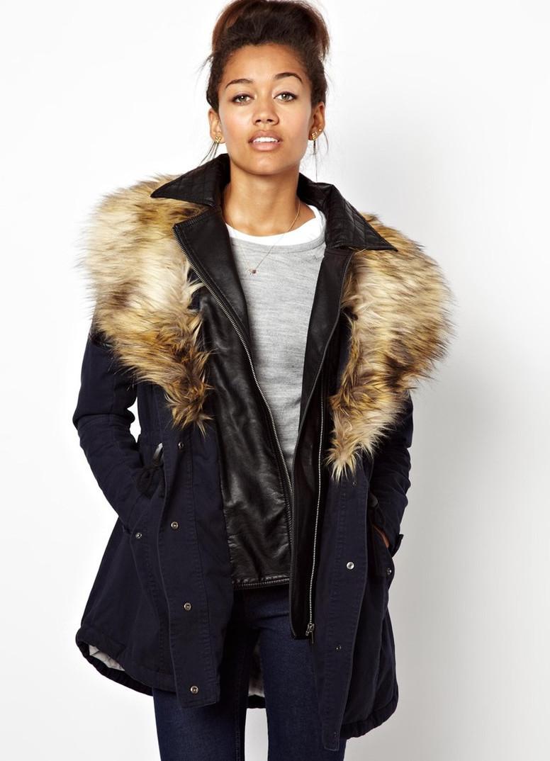 Купить Зимнюю Куртку В Москве Женскую Натуральную