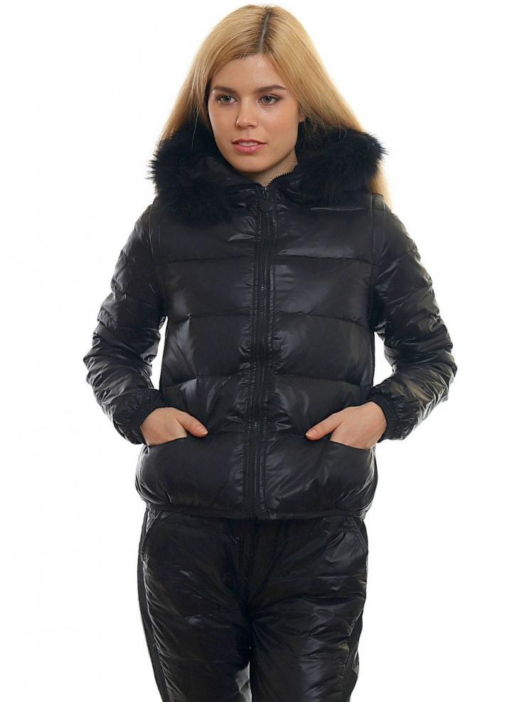 Утепленные костюмы женские