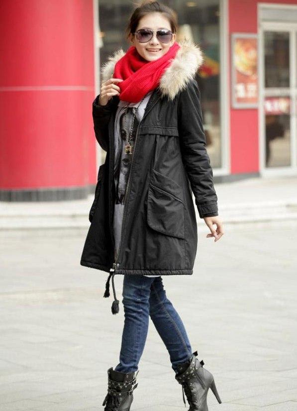 Купить Куртку Парку В Магазине