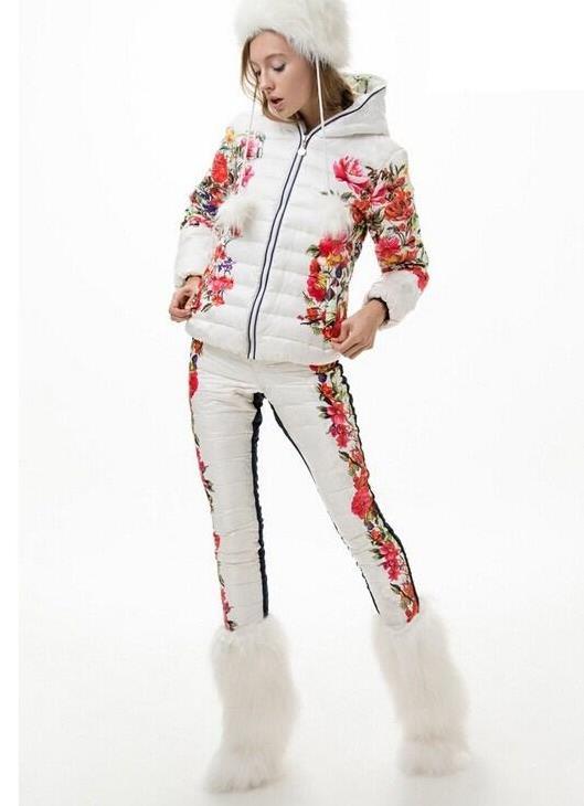 Зимние брюки для прогулок женские