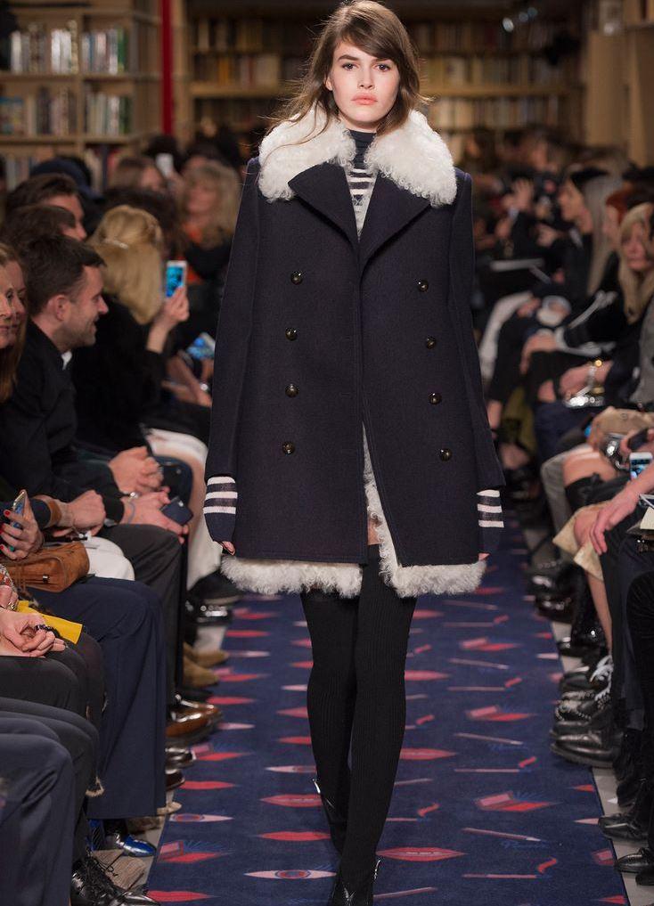 Женская верхняя одежда зима 2015