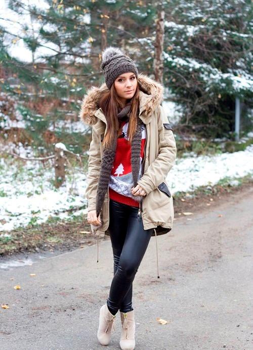 Спортивные зимние куртки