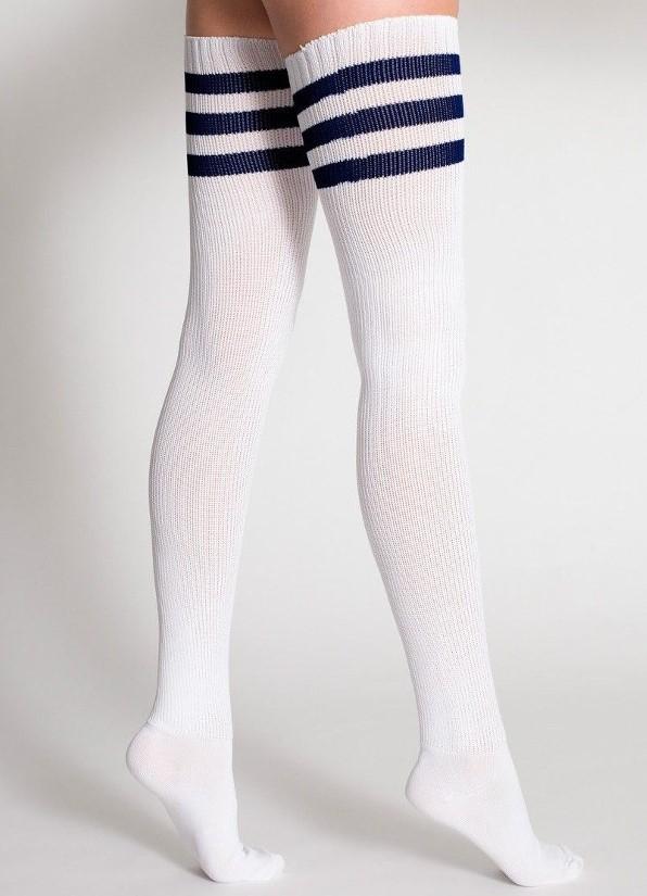 Женские высокие носки
