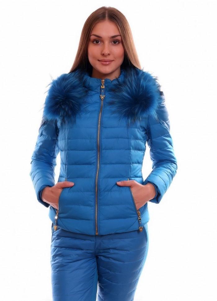 Зимние женские костюмы