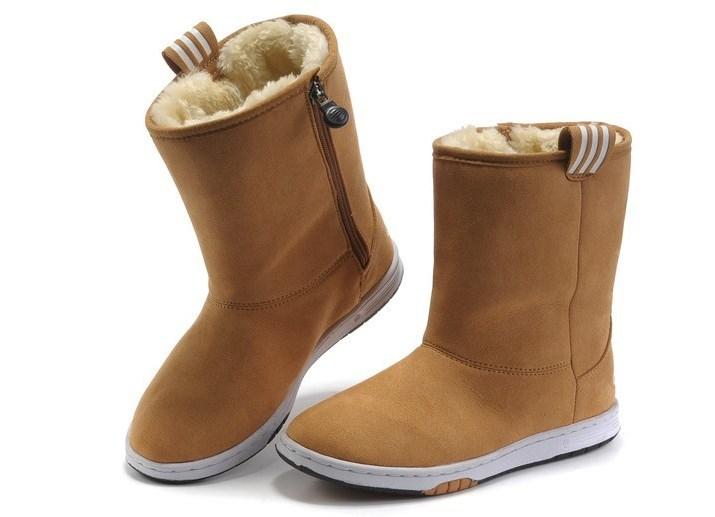 Сапоги женские зимние кожаные италия