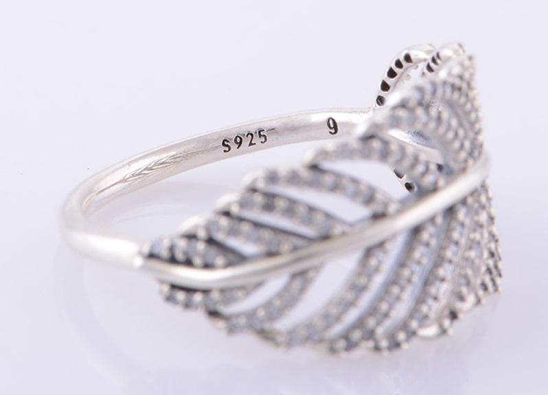 обручальные кольца пандора