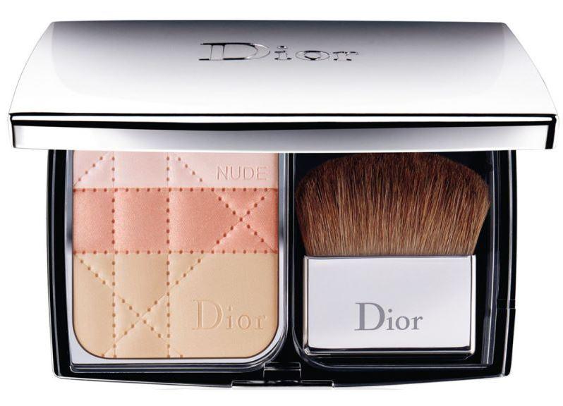 весенняя коллекция макияжа диор 2016
