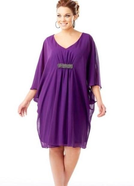 Платье для полных женщин с животом сшить 74
