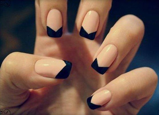 фото дизайн ногтей необычный