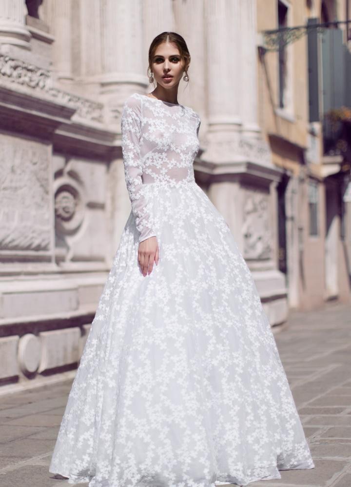 Свадебные платья юлии прохоровой