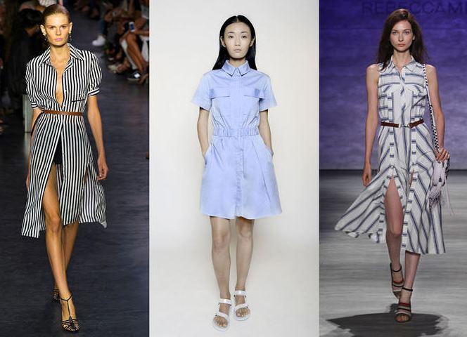 Модные молодёжные платья 2016