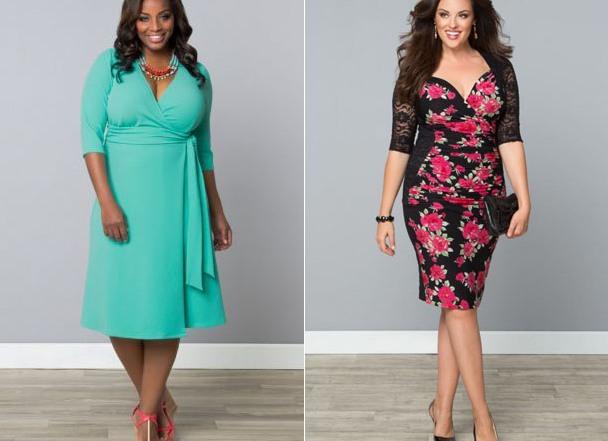 Летние платья 2017 новинки для полных женщин