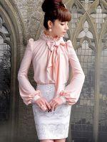 Блузка с бантом на шее в Волгограде