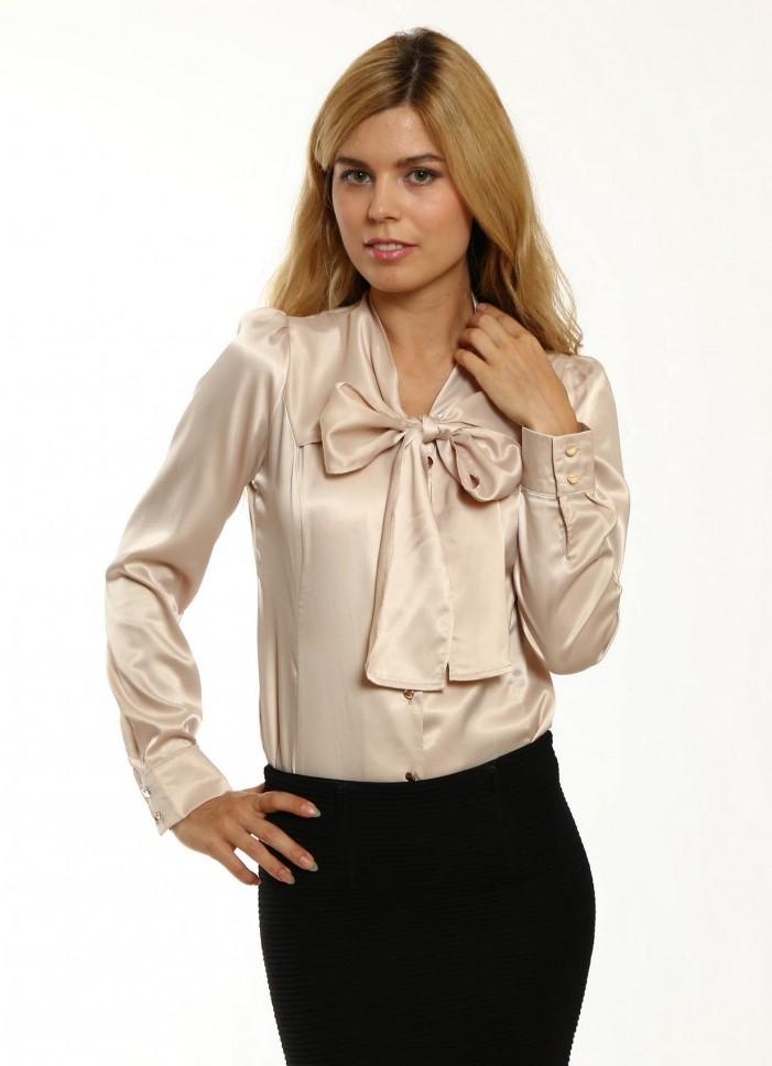 Купить По Интернету Атласную Блузку