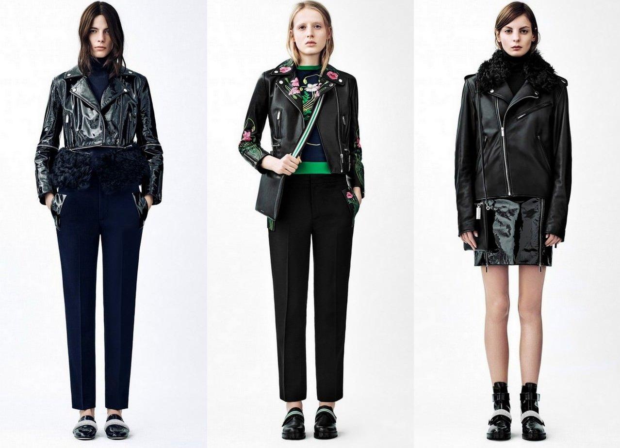 Куртки стильные и модные