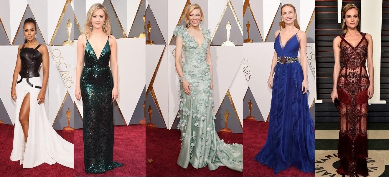 15 лучших нарядов церемонии «Оскар
