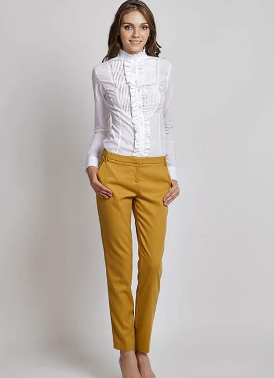 Модные брюки зауженные женские