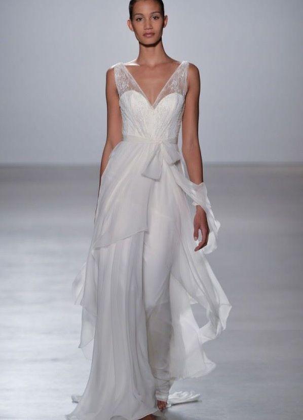 Свадебное платье 2016 в греческом стиле