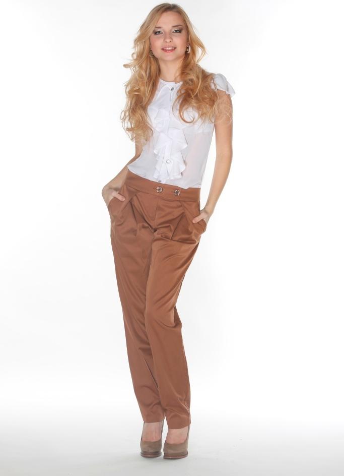 Модные брюки для женщин с доставкой