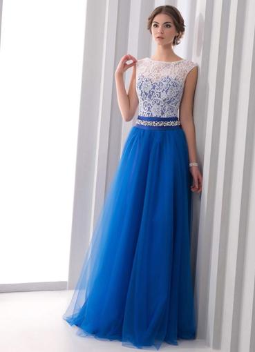 Платье на последний звонок в пол