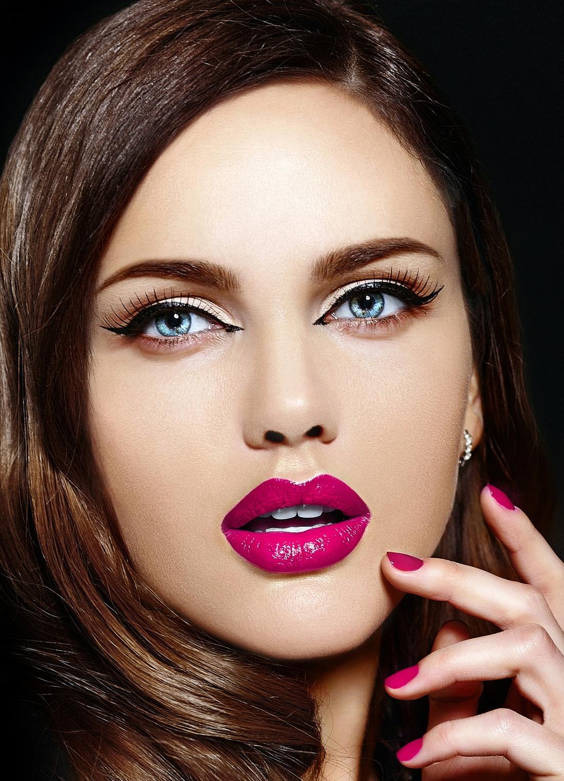 Сайт макияж на фото