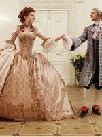 Платья 18 века