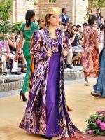 Узбекские платья