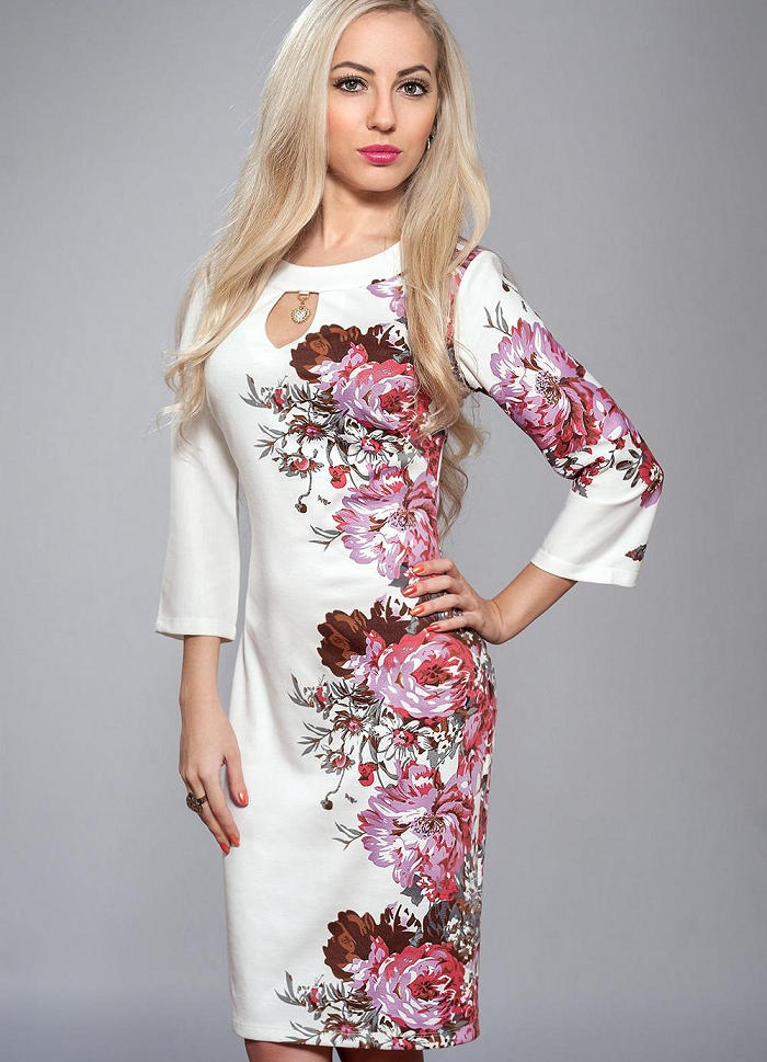 Платья вышиванки фасоны