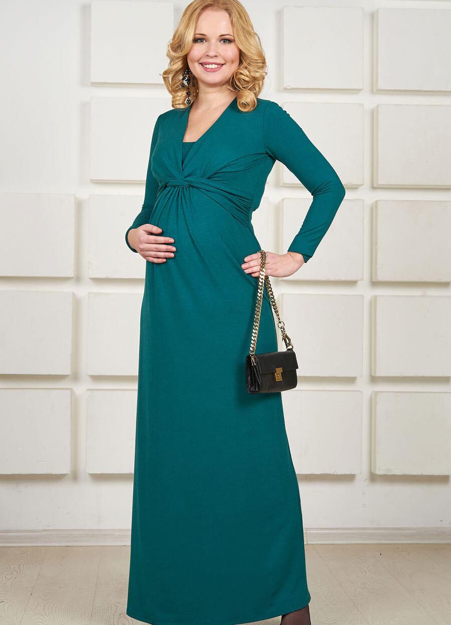 фотографии осенние беременных