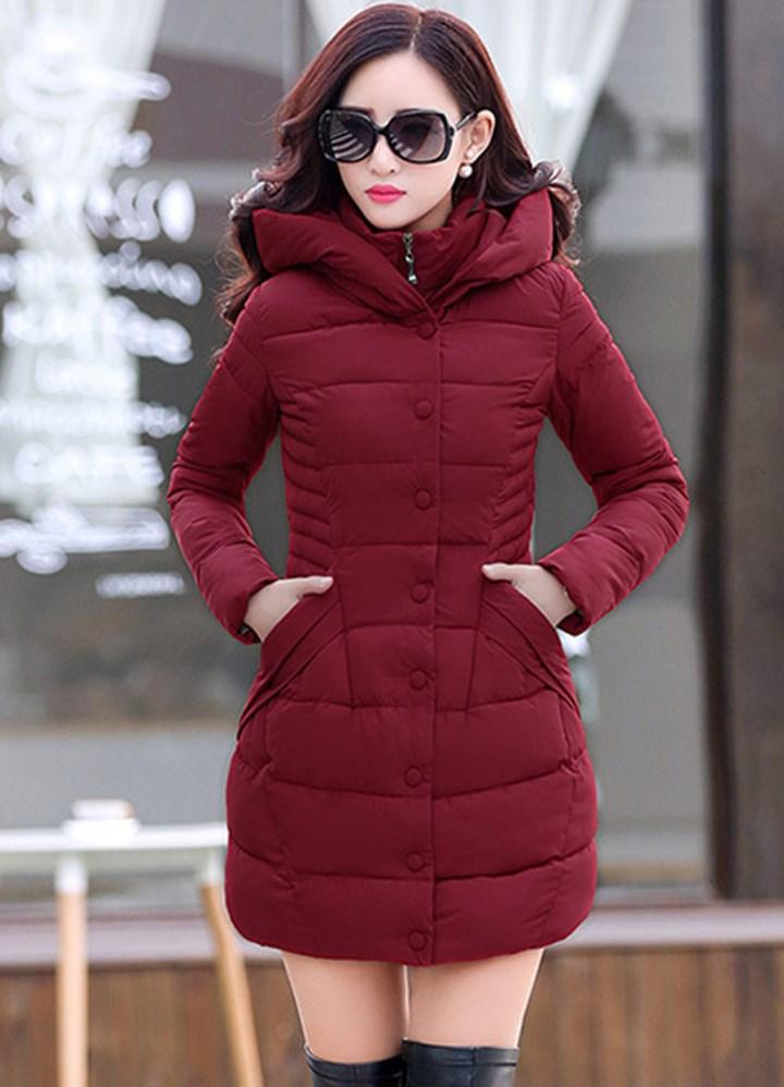 Стильные Зимние Куртки Женские