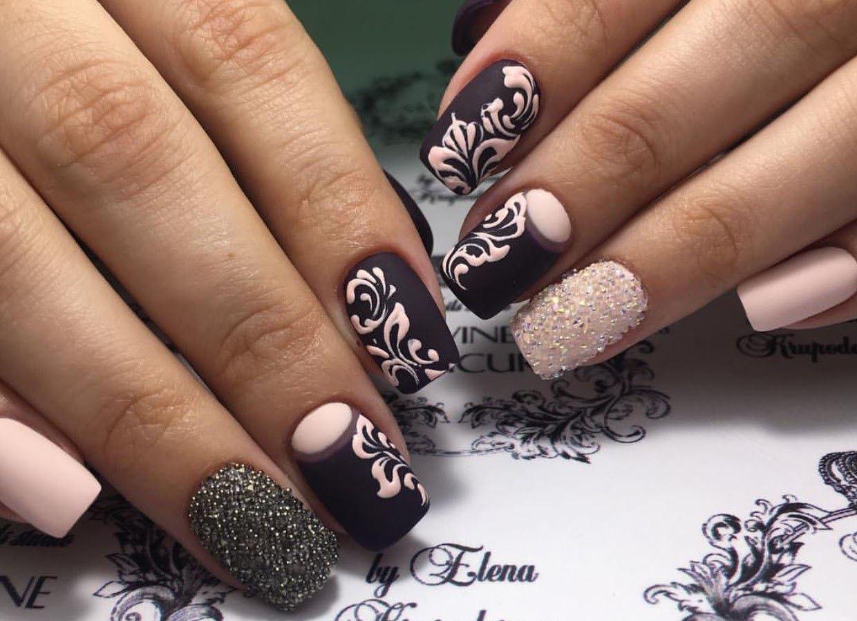 Хрустальная крошка (кристаллы Пикси) для ногтей: дизайн, как