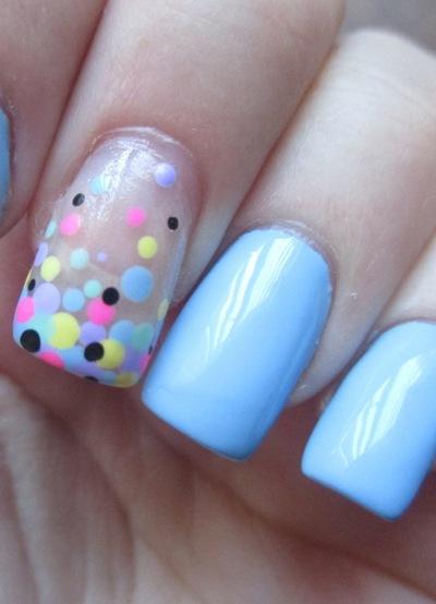 Рисовать кисточкой на ногтях в домашних условиях