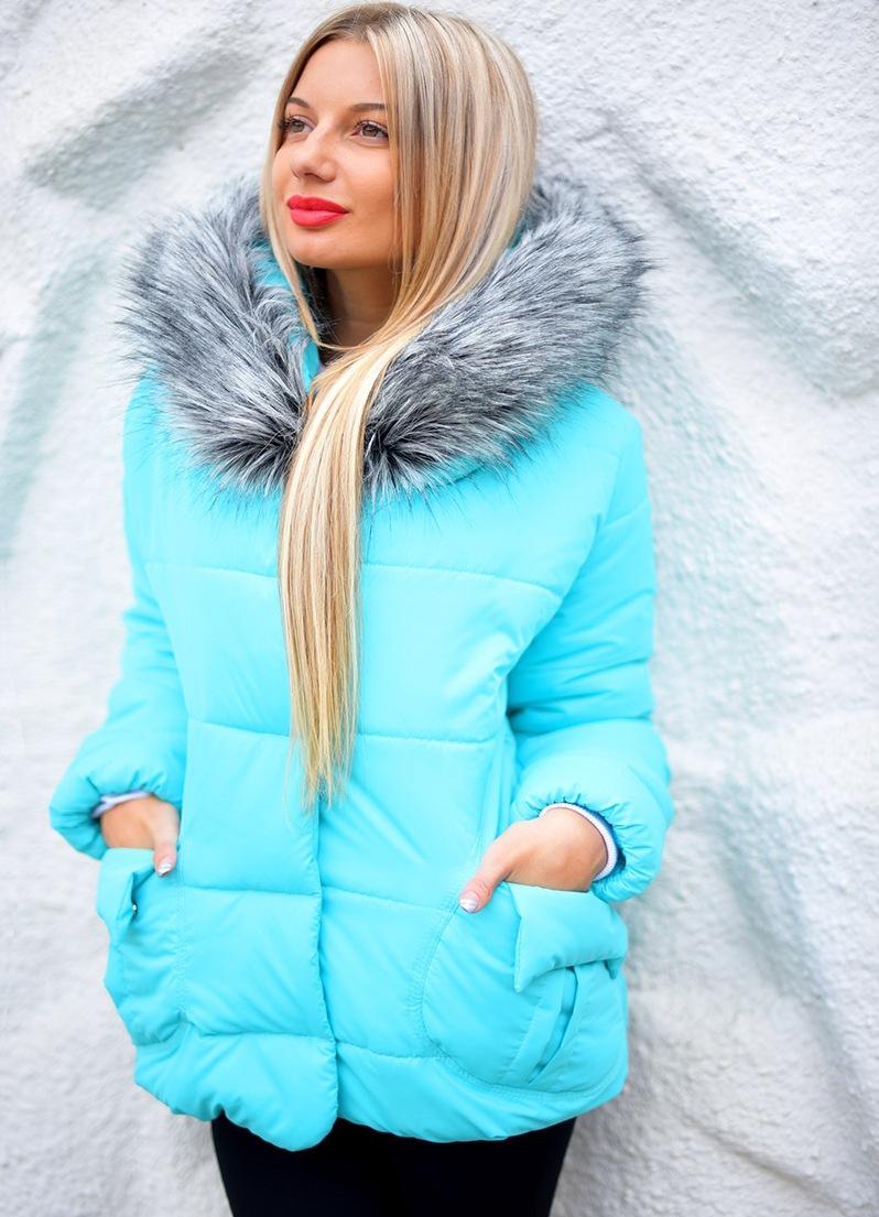 Женская Одежда Зимние Куртки